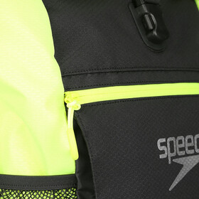 speedo Team III+ - Sac à dos natation - Backpack jaune/noir